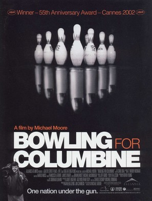 Bowling for Columbine - poster (thumbnail)