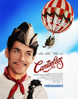 Cantinflas - Mexican Movie Poster (thumbnail)