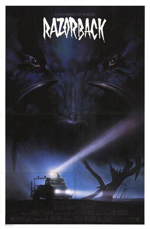 Razorback - Movie Poster (thumbnail)