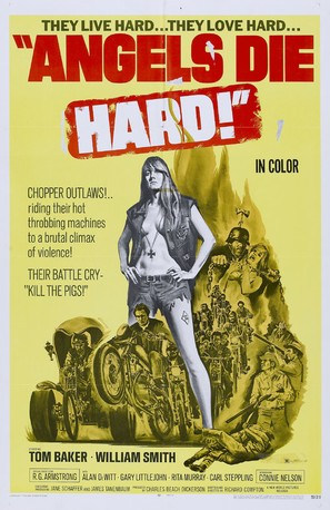 Angels Die Hard - Movie Poster (thumbnail)