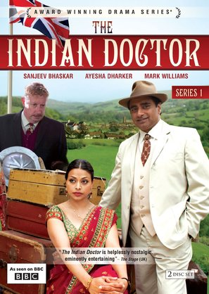 """""""The Indian Doctor"""" - DVD cover (thumbnail)"""