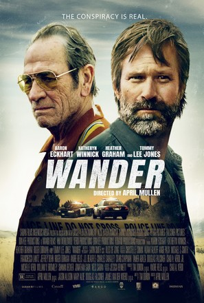 Wander - Movie Poster (thumbnail)