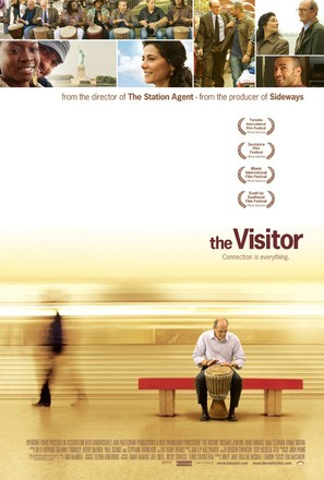 The Visitor - Movie Poster (thumbnail)