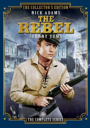 """The Rebel"" - DVD movie cover (thumbnail)"