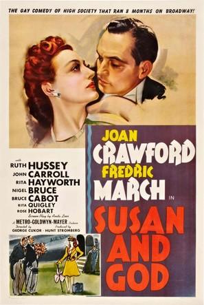 Susan and God - Movie Poster (thumbnail)