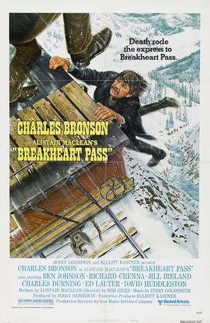Breakheart Pass - Movie Poster (thumbnail)