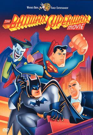The Batman/Superman Movie - Movie Cover (thumbnail)