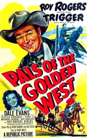 Pals of the Golden West