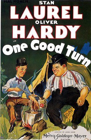 One Good Turn - Movie Poster (thumbnail)