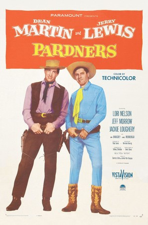 Pardners - Theatrical movie poster (thumbnail)