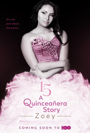 """15: A Quinceañera Story"" - Movie Poster (thumbnail)"