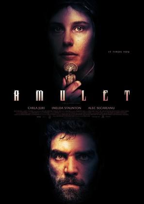 Amulet - British Movie Poster (thumbnail)