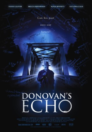 Donovan's Echo - Canadian Movie Poster (thumbnail)