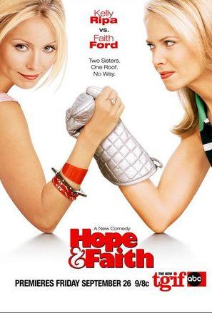 """Hope & Faith"" - Movie Poster (thumbnail)"