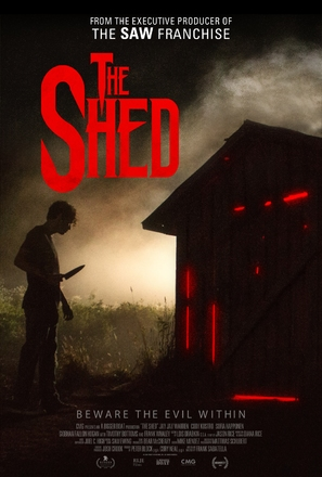 The Shed - Movie Poster (thumbnail)