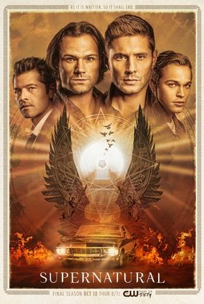 """""""Supernatural"""" - Movie Poster (thumbnail)"""