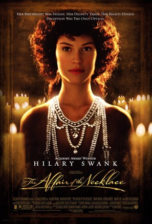The Affair of the Necklace - Movie Poster (thumbnail)
