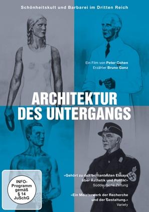 Undergångens arkitektur - German Movie Cover (thumbnail)