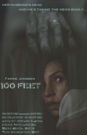 100 Feet - Movie Poster (thumbnail)