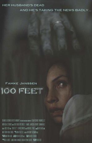 100 Feet - Movie Poster (thumbnail)