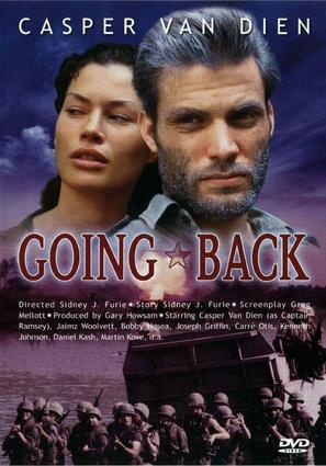 Going Back - DVD cover (thumbnail)