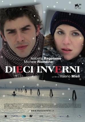 Dieci inverni - Italian Movie Poster (thumbnail)