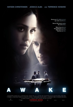 Awake - Movie Poster (thumbnail)