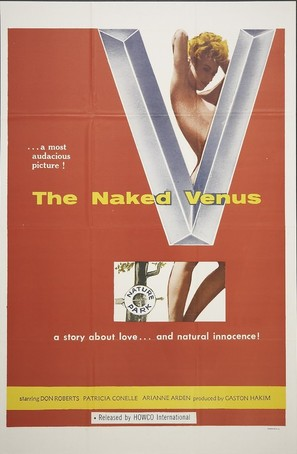 The Naked Venus - Movie Poster (thumbnail)