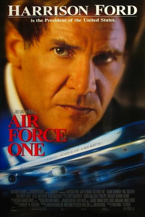 Air Force One - Movie Poster (thumbnail)