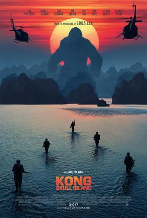 Kong: Skull Island - Movie Poster (thumbnail)
