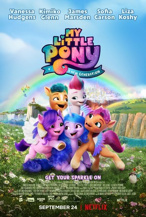 My Little Pony: A New Generation - Movie Poster (thumbnail)
