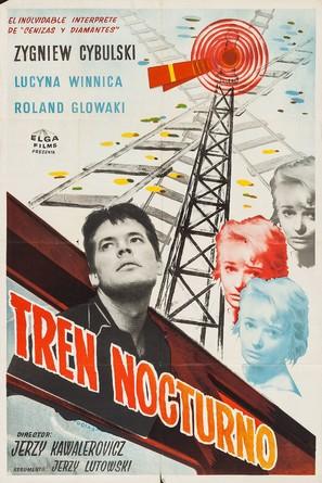 Pociag - Argentinian Movie Poster (thumbnail)