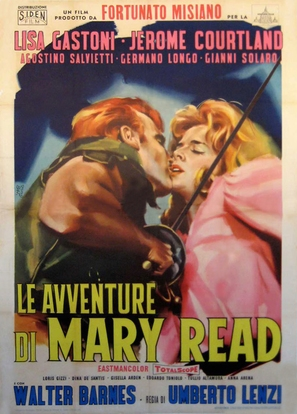 Le avventure di Mary Read