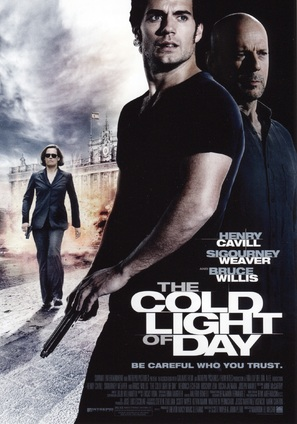 The Cold Light of Day - Movie Poster (thumbnail)