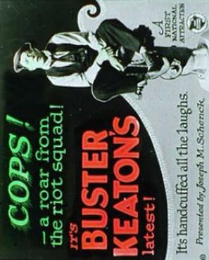 Cops - Movie Poster (thumbnail)