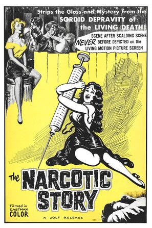 The Narcotics Story - Movie Poster (thumbnail)