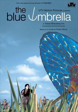 The Blue Umbrella - Indian Movie Poster (thumbnail)