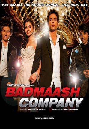 Badmaash Company - Indian Movie Poster (thumbnail)
