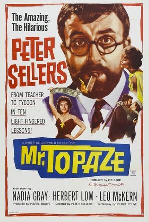 Mr. Topaze - Movie Poster (thumbnail)