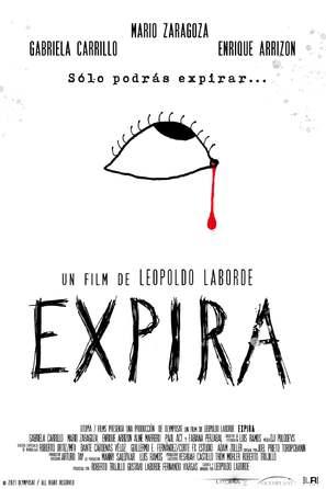 Expira - Mexican Movie Poster (thumbnail)