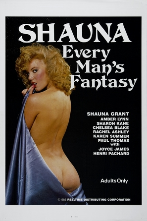 Shauna Every Man's Fantasy - Theatrical poster (thumbnail)