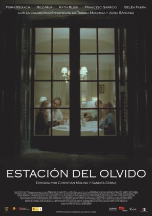 L'estació de l'oblit - Spanish Movie Poster (thumbnail)