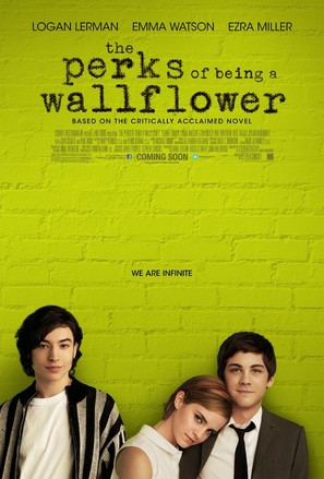The Perks of Being a Wallflower - Movie Poster (thumbnail)
