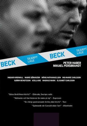 """Beck"" Skarpt läge - Swedish poster (thumbnail)"