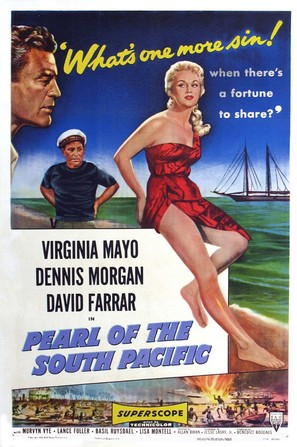 Pearl of the South Pacific - Movie Poster (thumbnail)