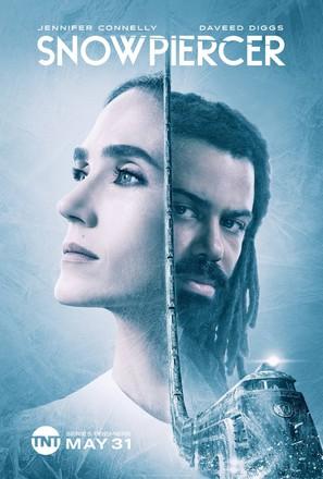 """""""Snowpiercer"""" - Movie Poster (thumbnail)"""