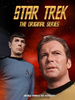 """Star Trek"" - DVD cover (thumbnail)"