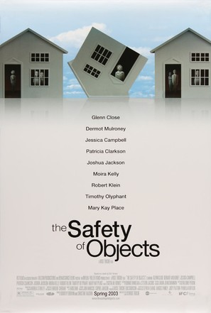 The Safety of Objects - Movie Poster (thumbnail)