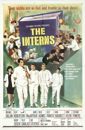 The Interns - Movie Poster (thumbnail)