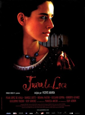 Juana la Loca - Spanish Movie Poster (thumbnail)